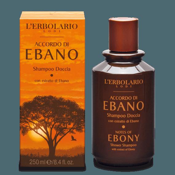 Accordo di Ebano Shampoo doccia