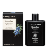 Ginepro Nero Shampoo Doccia Energizzante