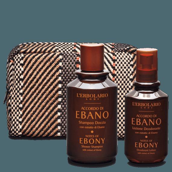 accordo di ebano beauty-set corpo