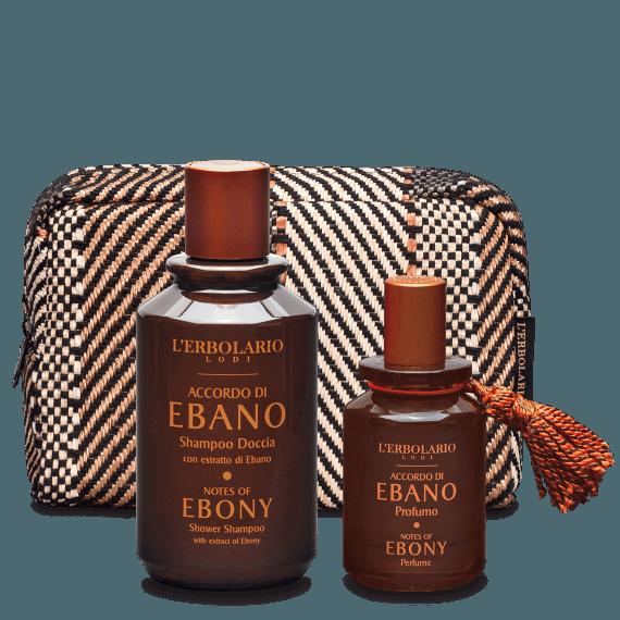 accordo di ebano beauty set profumo