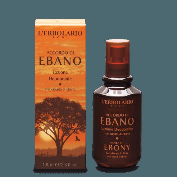 Accordo di Ebano Lozione Deodorante