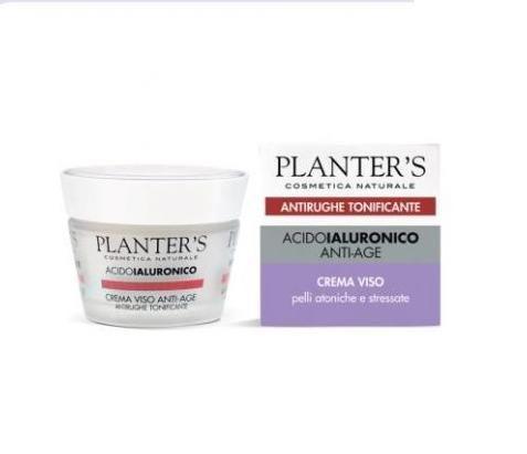 acido ialuronico crema viso antirughe