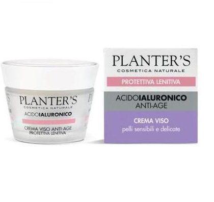 acido ialuronico crema viso protettiva