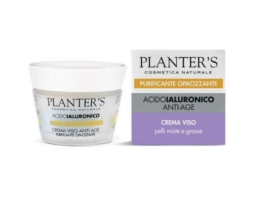 acido ialuronico crema viso purificante