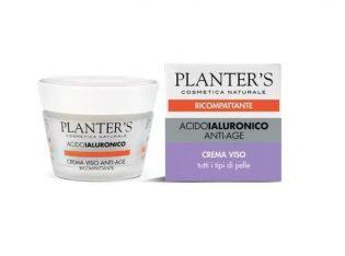 acido ialuronico crema viso ricompattante