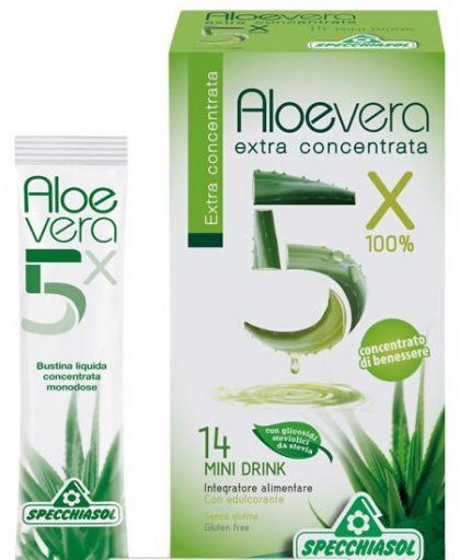 aloe 5x extra concentrata