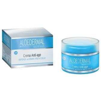 aloedermal crema viso anti-age