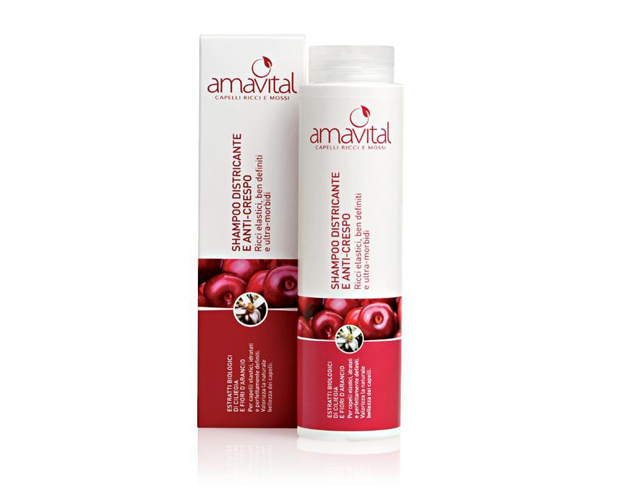 amavital shampoo districante