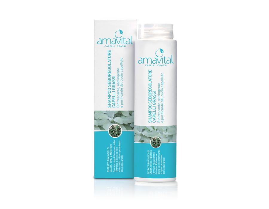 amavital shampoo seboregolatore