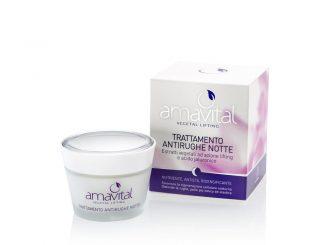 amavital trattamento antirughe notte