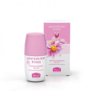 anemone rosa deodorante roll-on