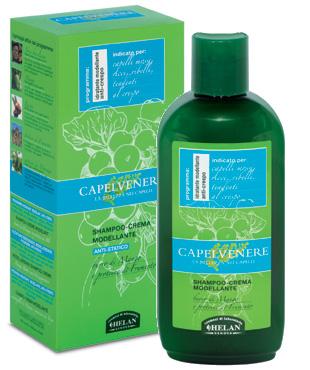capelvenere shampoo-crema modellante