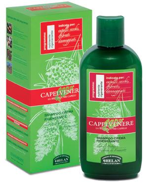 capelvenere shampoo-crema rigenerante
