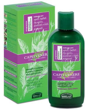 capelvenere shampoo-crema ristrutturante