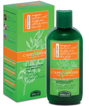 capelvenere shampoo-crema volumizzante