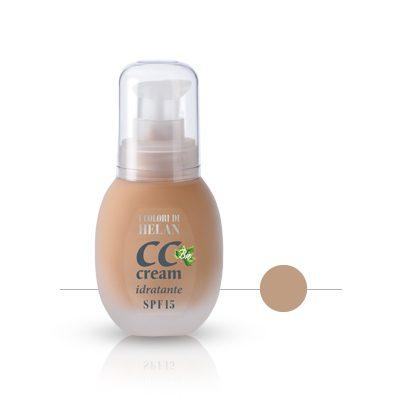 cc cream idratante spf15 soja