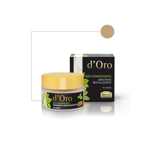 elisir antitempo d'oro bio-fondotinta golden beige