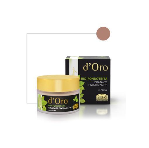 elisir antitempo d'oro bio-fondotinta golden brown