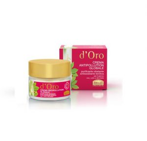 elisir antitempo d'oro crema antipollution globale