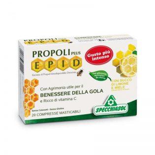 epid compresse con succo di limone e miele