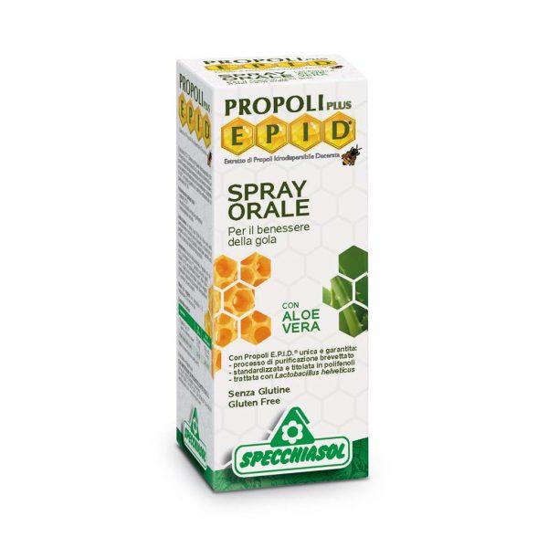 epid spray orale con aloe