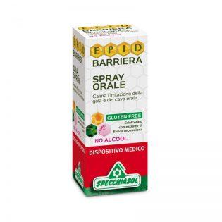 epid barriera spray orale no alcool