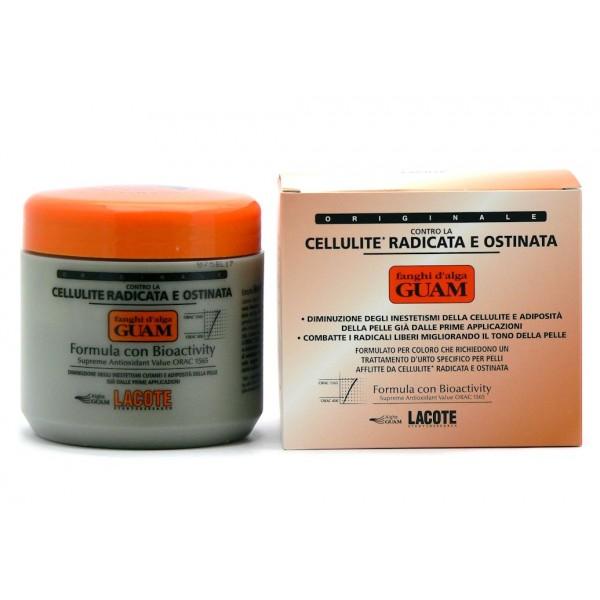 fanghi d'alga guam cellulite radicata 500gr