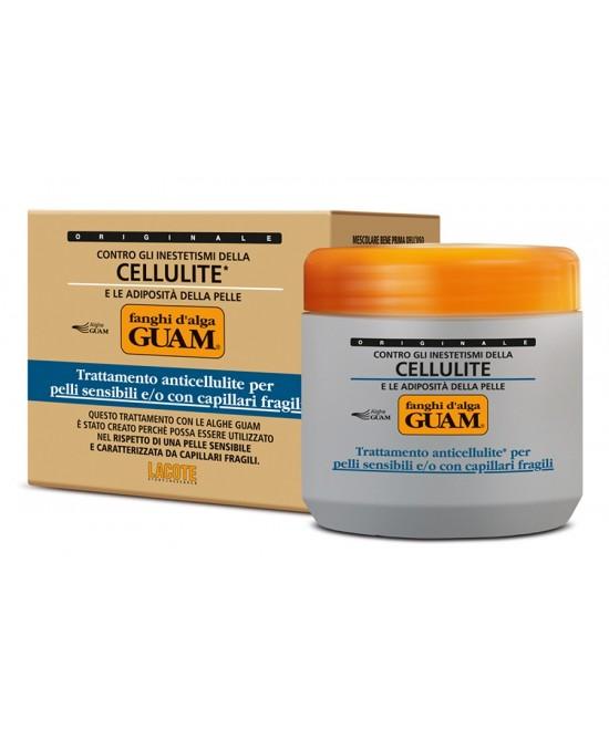 fanghi d'alga guam pelli sensibili 500gr
