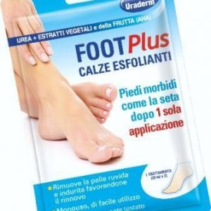 foot plus calze esfolianti