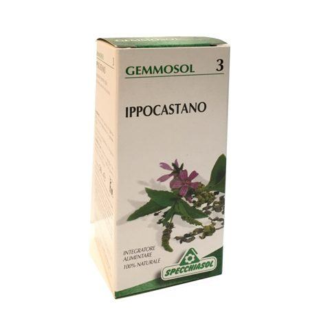 gemmosol 3 ippocastano