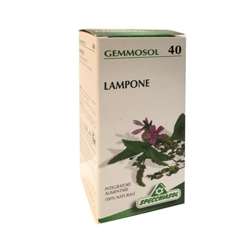 gemmosol 40 lampone