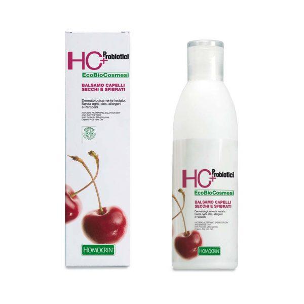 hc+ balsamo capelli secchi e sfibrati