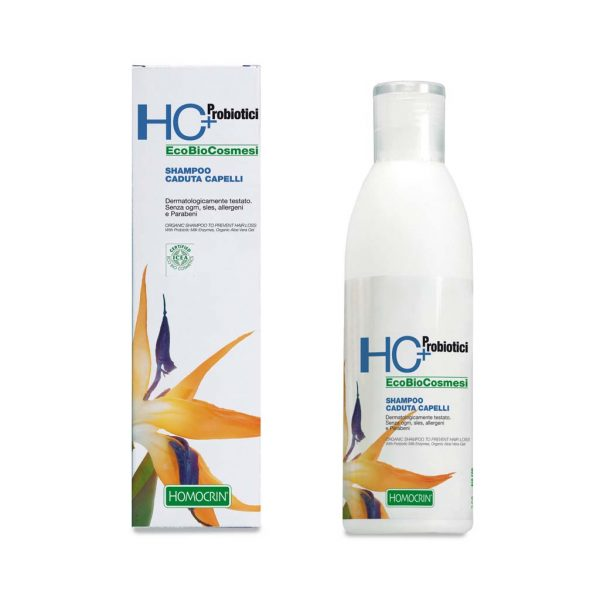 hc+ shampoo caduta capelli