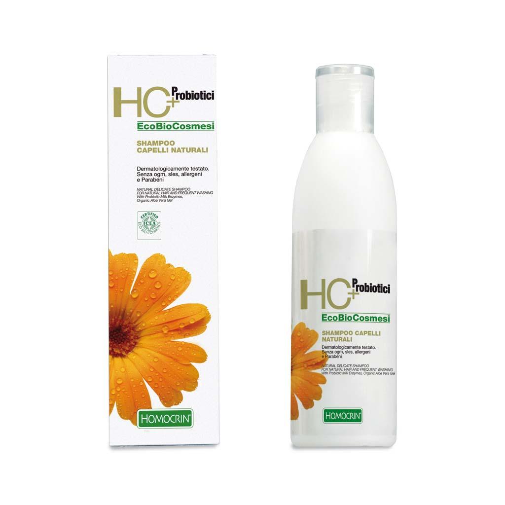 hc+ shampoo capelli naturali