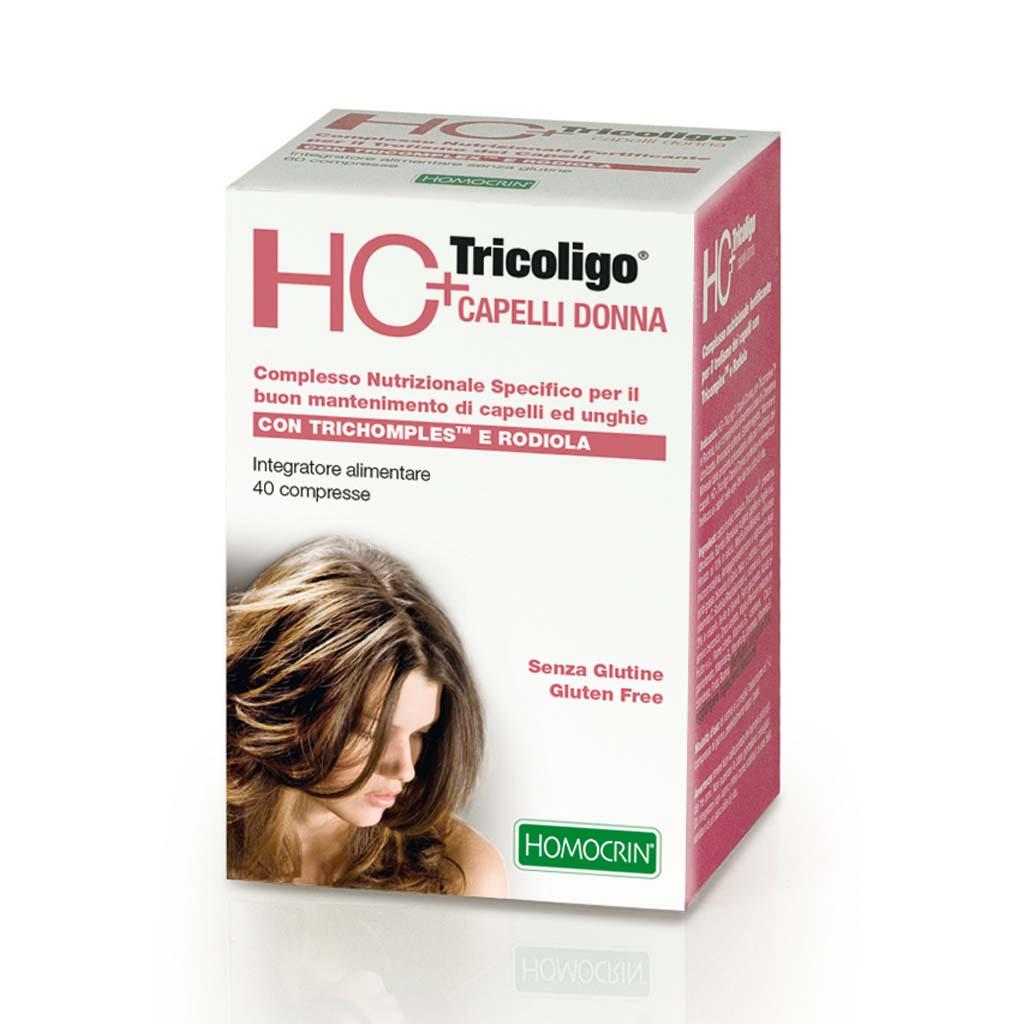 hc+ tricoligo capelli donna