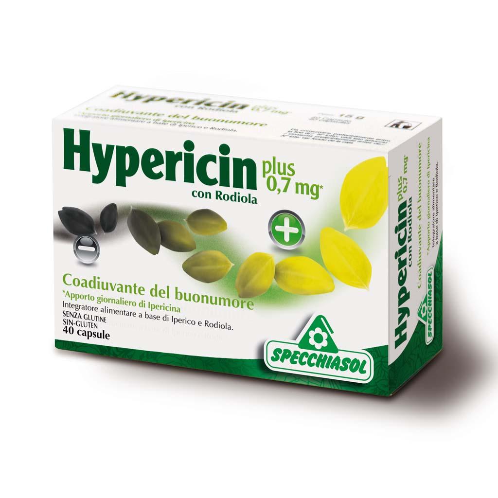 hypericin plus