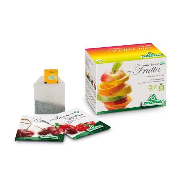 infuso bio mix frutta filtri