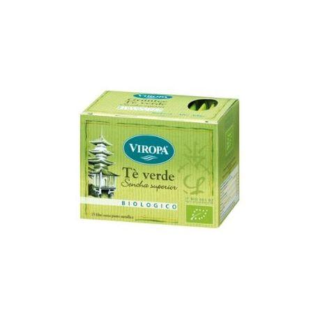 infuso tè verde bio