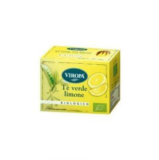 infuso tè verde e limone bio