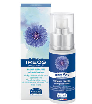 ireos crema ultrafine