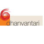 logo dhanvantari