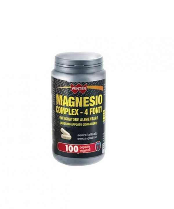 magnesio complex 4 fonti 100 capsule