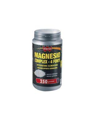 magnesio complex 4 fonti 250g