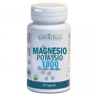 magnesio potassio capsule