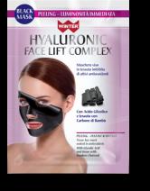 maschera viso peeling luminosità immediata