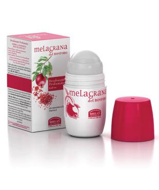 melagrana deodorante profumato roll-on
