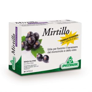 mirtillo capsule
