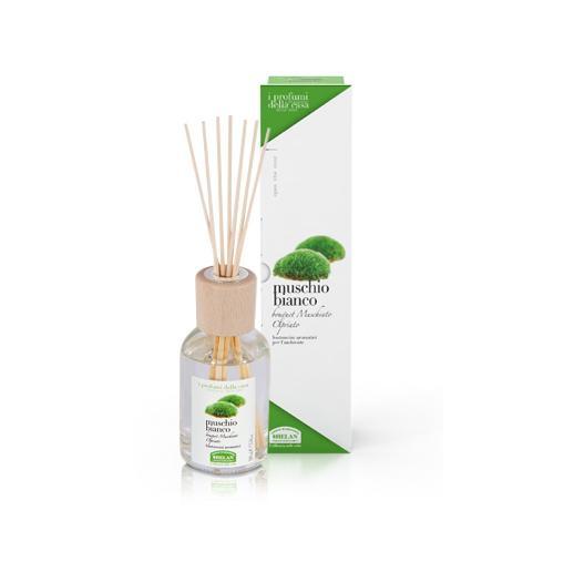muschio bianco bastoncini aromatici 100ml