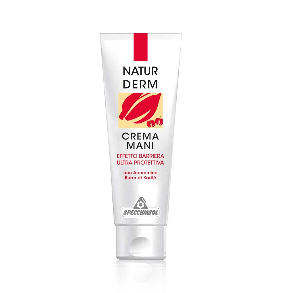 naturderm crema mani effetto barriera