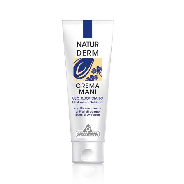 naturderm crema mani uso quotidiano